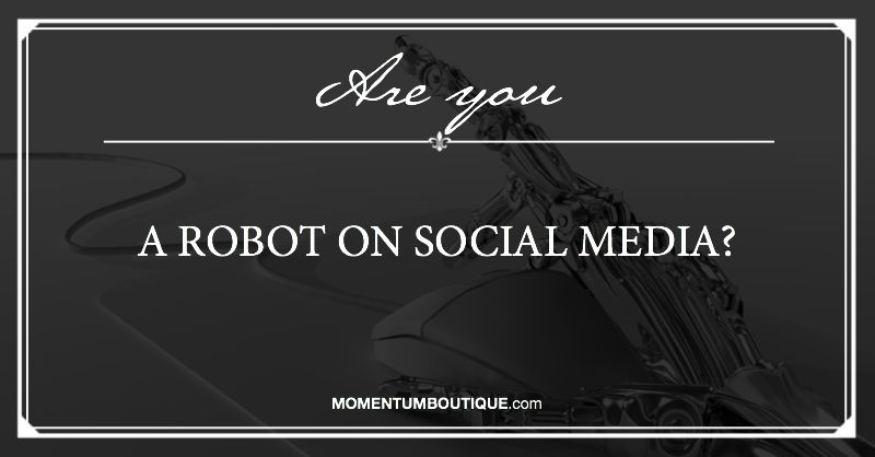 Are you a robot on social media?